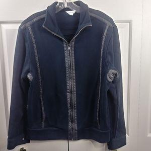 MEN'S Calvin Klein 100% Cotton Stretch Jacket